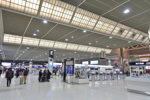 成田空港ターミナル2