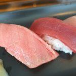 JAL成田空港Fラウンジ/寿司Barで美味しいマグロが食べ放題!