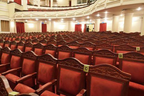 saigon-opera-house/平土間の客席