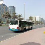 アブダビのバスはICカード必携!路線MAPと乗り方について詳しく!