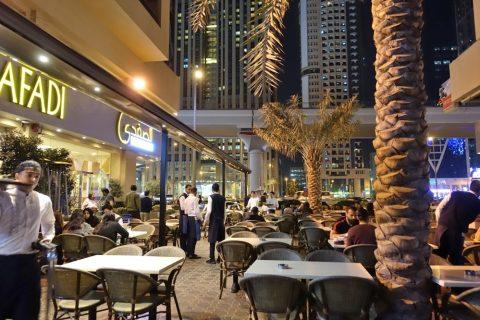 al-safadi-dubai-restaurant/テラス席