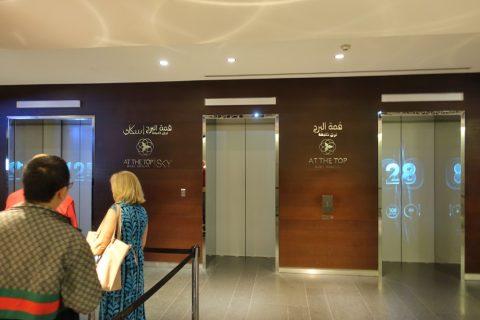 burj-khalifa/エレベーター