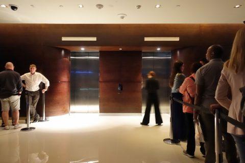 burj-khalifa/帰りのエレベーター