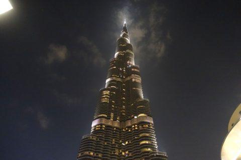 burj-khalifa/夜の姿