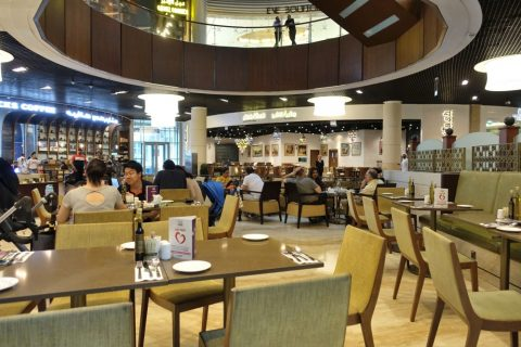 cafe-bateel-dubai-mall/混雑