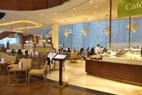 cafe-bateel-dubai-mall/営業時間