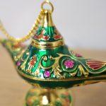 ドバイで買える「魔法のランプ」種類と価格を調査!スークで値引くと幾らになる?