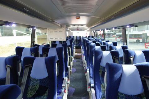 dubai-abudhabi-bus/車内