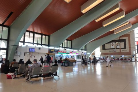 アブダビバスターミナル