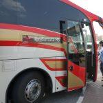 ドバイからアブダビへ日帰りトリップ!E101バス時刻表と車内設備