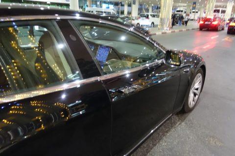 ドバイのタクシー