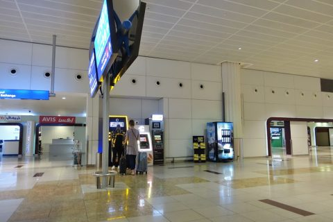 dubai-airport-ATM-money-exchange
