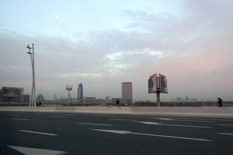 dubai-airport-access-taxi/ハイウェイ