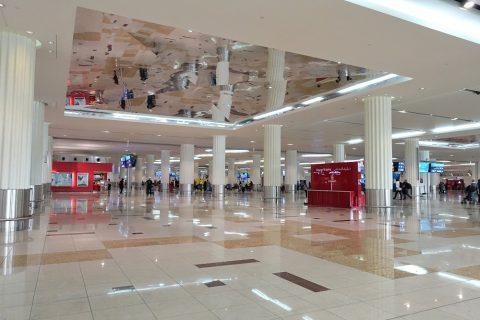 ドバイ国際空港T3