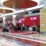 あまり豪華じゃない?ドバイ空港のファースト・チェックインを体験!