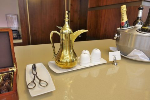 dubai-firstclass-lounge-A/アラビックコーヒー