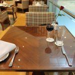 ドバイ空港ファーストクラスラウンジ/レストランのメニューと味をレポート!