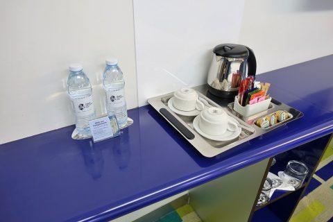 dubai-international-hotel/無料の水