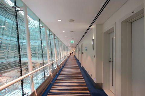 dubai-international-hotel/廊下