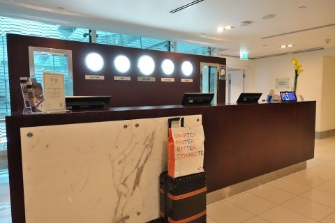 dubai-international-hotel/レセプション