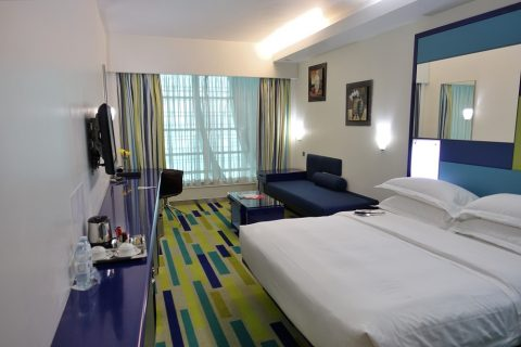 dubai-international-hotel/デラックスルーム