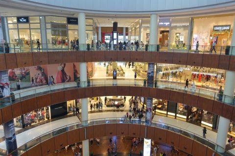 dubai-mall/フロア