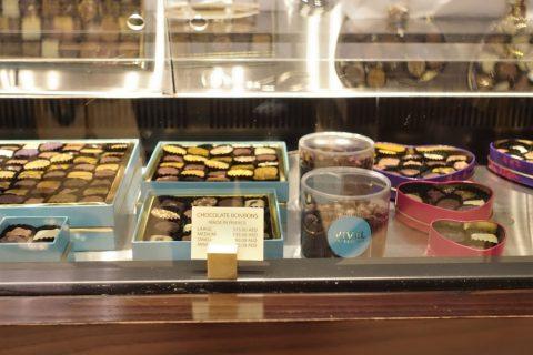 dubai-mall/チョコレートの価格