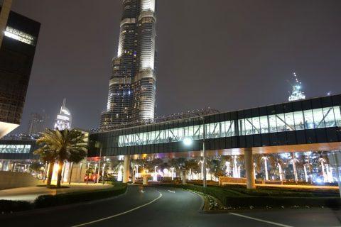 dubai-mall/連絡通路