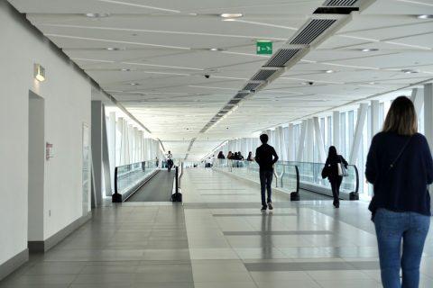 dubai-mall/動く歩道