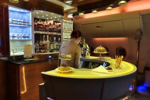 emirates-firstclass-a380/Barのオーダー