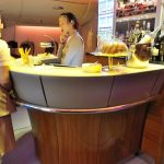 エミレーツ航空A380【Barラウンジ】がステキ!成田~ドバイFirst Class搭乗記