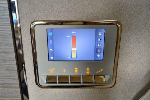 emirates-firstclass-b777-new-seat/温度管理