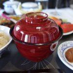 エミレーツ航空の【和食】が美味!ファーストクラス機内食レポDXB~HND