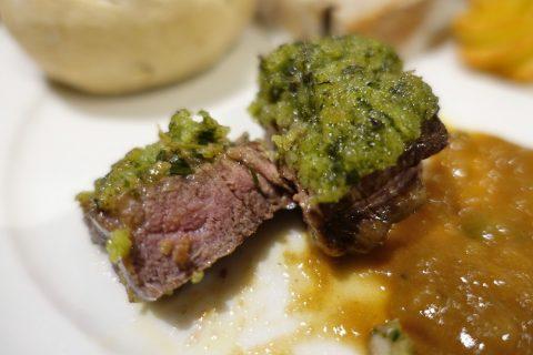narita-emirates-lounge/牛フィレ肉のステーキ