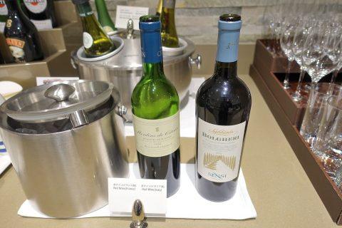 narita-emirates-lounge/ワイン