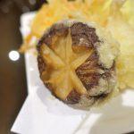 成田空港限定、揚げたての天ぷらが美味!エミレーツ航空ラウンジ