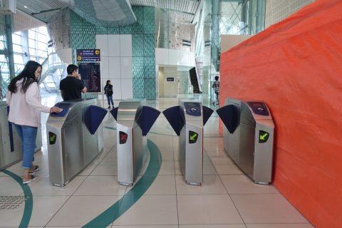 nol-card-dubai-metro/改札機
