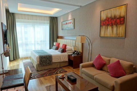 rose-park-hotel-al-barsha/デラックスルーム