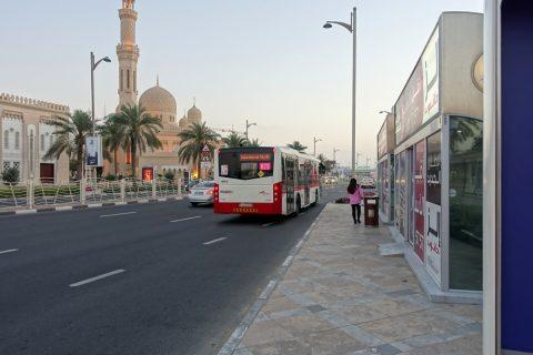 Jumeirah-Mosque/アクセス