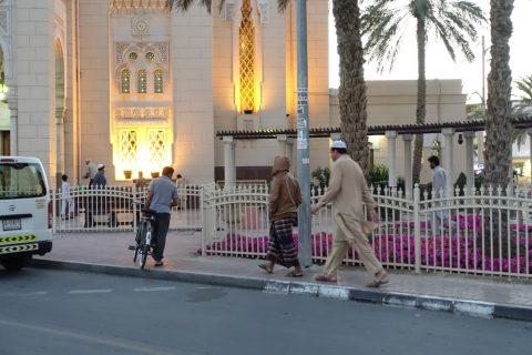 Jumeirah-Mosque/ムスリム