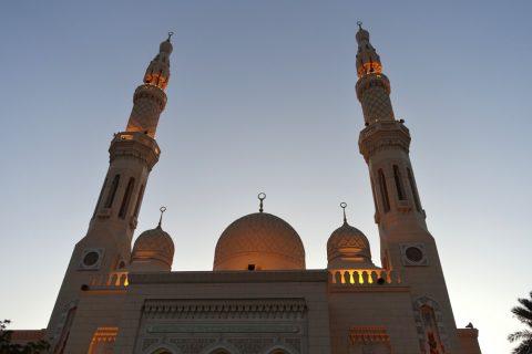 Jumeirah-Mosque/アザーン
