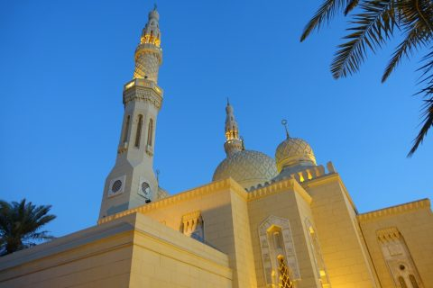 Jumeirah-Mosque/ツアー時間