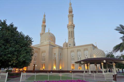 Jumeirah-Mosque/外観