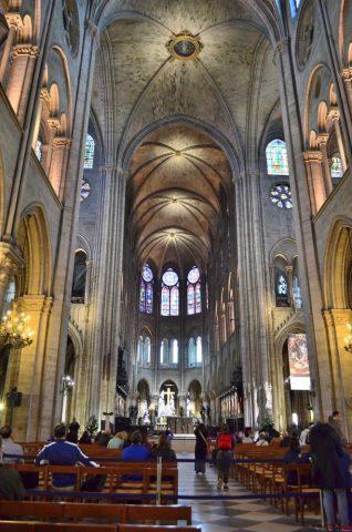 Notre-Dame-de-Paris/内部