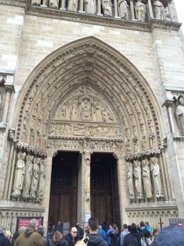 Notre-Dame-de-Paris/再建
