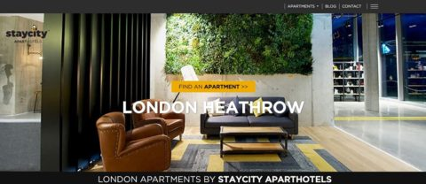STAYCITY-APARTHOTELS-London-Heathrow/ホームページ