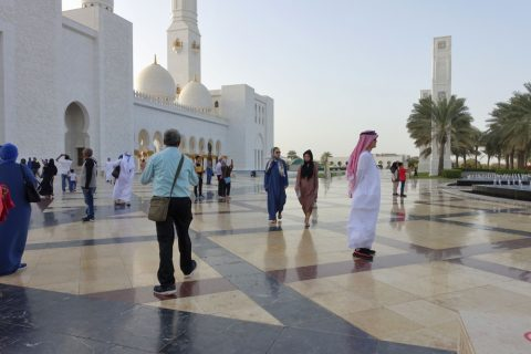 Sheikh-Zayed-Mosque/土足OK