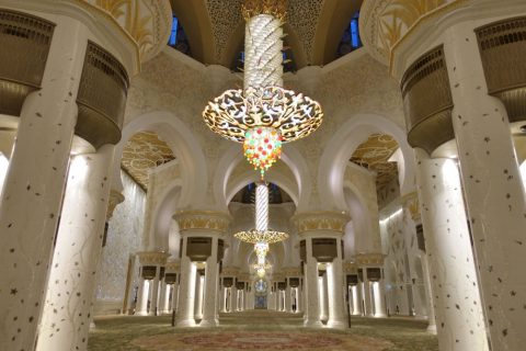 Sheikh-Zayed-Mosque/礼拝堂