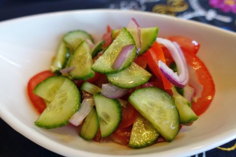 UZB-AVENUE/野菜サラダ