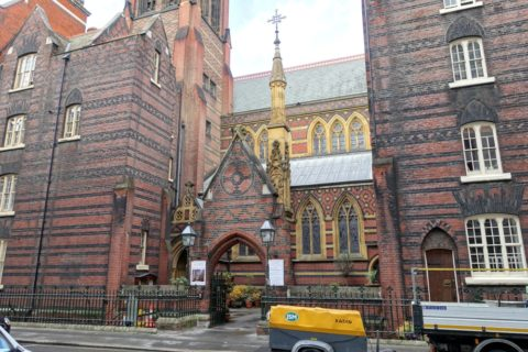 all-saints-margaret-street-london/入口
